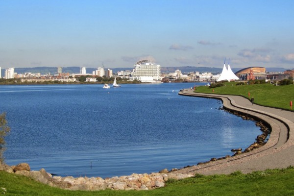 Wales Coast Path (Cardiff)