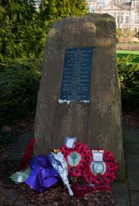 Falklands Memorial