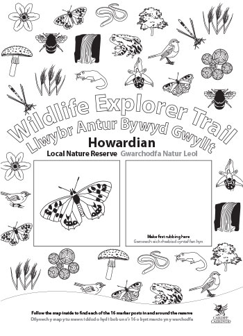 Wildlife Explorer Trails - Howardian Trail