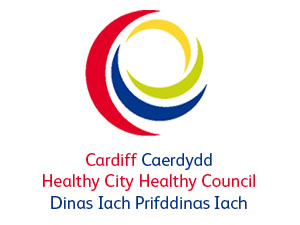 Cardiff Healthy City logo