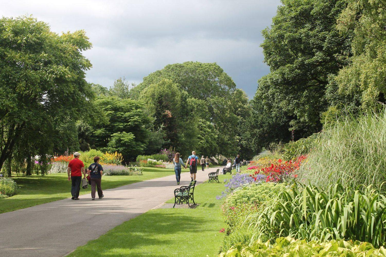 A Cardiff Park