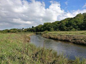 Rhymney river trail