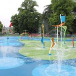 Victoria Park Splash Pad