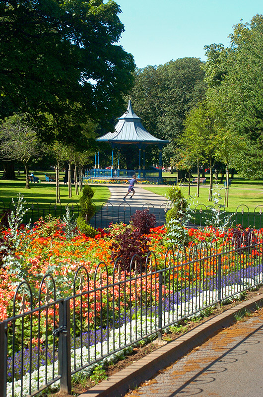 Victoria Park Bandstand Cardiff