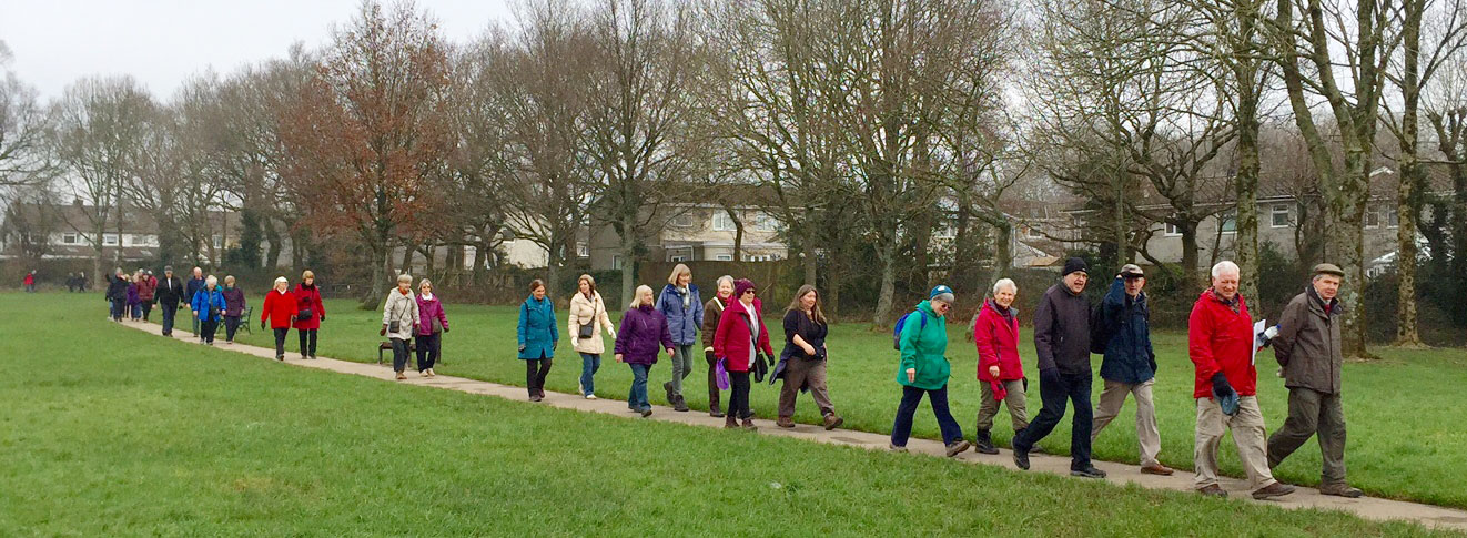 Become a Walk Leader and volunteer with a walking group or start your own.